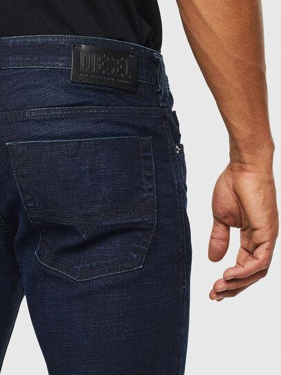 Diesel - Zatiny 0098I, Blu Scuro - Jeans - Image 4