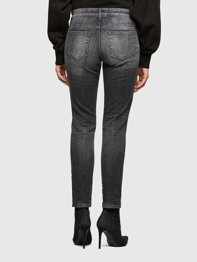 Diesel - D-Ollies JoggJeans® 009QT, Nero/Grigio scuro - Jeans - Image 2