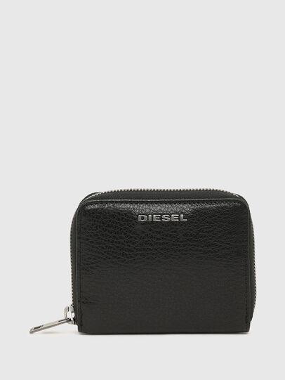 Diesel - CRASSU, Nero/Blu - Portafogli Con Zip - Image 1