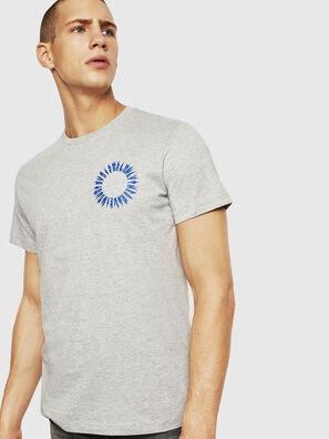 T-DIEGO-A12, Grigio Chiaro - T-Shirts