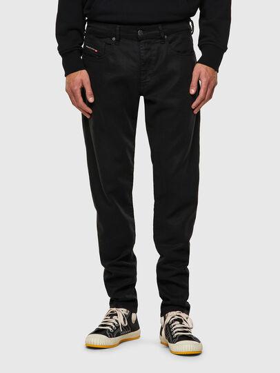 Diesel - D-Strukt JoggJeans® 069NC, Nero/Grigio scuro - Jeans - Image 1