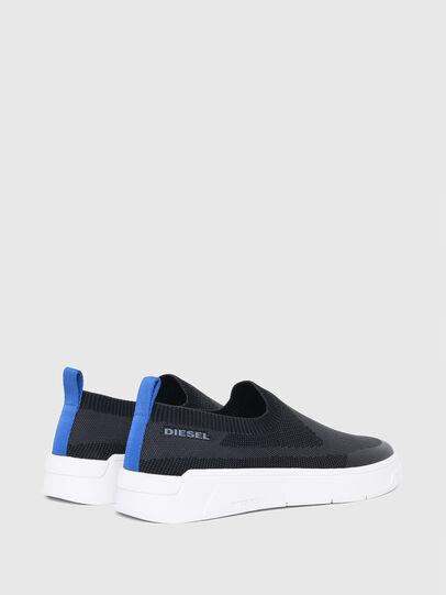 Diesel - S-YOSUKE SO, Blu - Sneakers - Image 3
