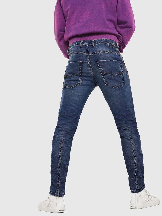 Diesel - Krooley JoggJeans 069FG, Blu medio - Jeans - Image 2