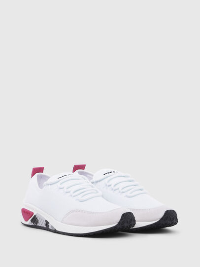 Diesel - S-KB LC W, Bianco - Sneakers - Image 2