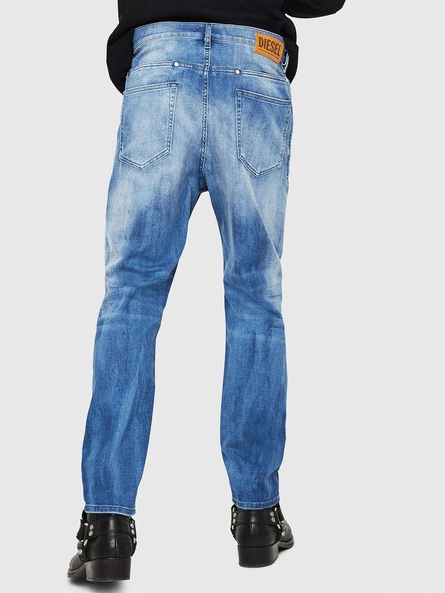 Diesel - D-Eetar 081AS, Blu medio - Jeans - Image 2