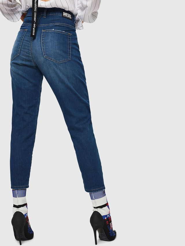 Diesel - Candys JoggJeans 069HC, Blu Scuro - Jeans - Image 2