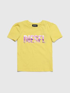 TRALLYB-R, Giallo - T-shirts e Tops