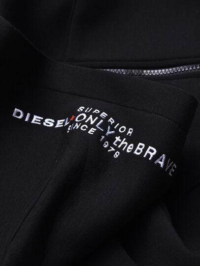 Diesel - SGORDONZIP OVER, Nero - Felpe - Image 3