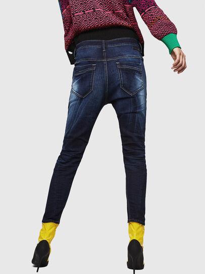 Diesel - Fayza JoggJeans 069IE, Blu Scuro - Jeans - Image 2