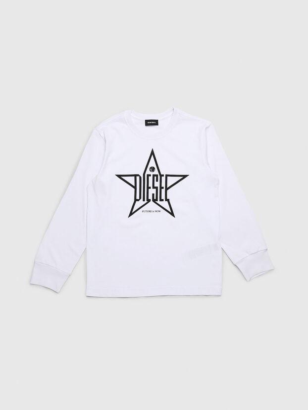 TDIEGOYH-ML, Bianco - T-shirts e Tops