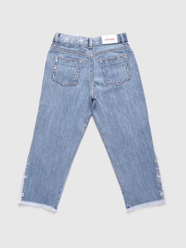 Diesel - NICLAH-J SP, Blu Jeans - Jeans - Image 2