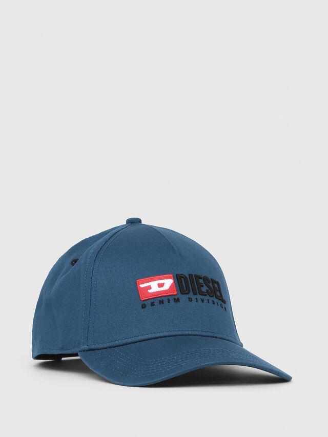 16583fc530 CAKERYM-MAX: Berretto da baseball con logo diesel | Diesel