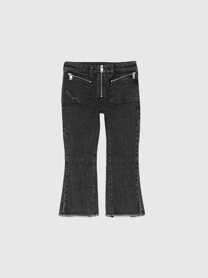 Diesel - D-EARLIE-J, Nero - Jeans - Image 1