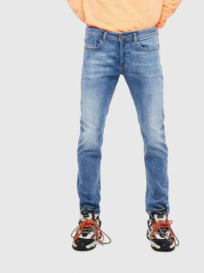 Sleenker 0095G, Blu Chiaro - Jeans