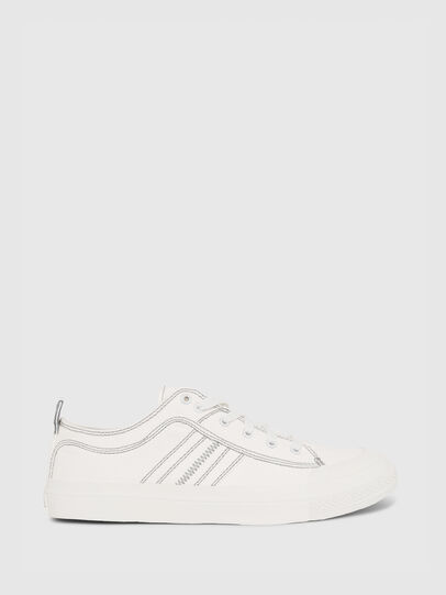 Diesel - S-ASTICO LOW LACE, Bianco - Sneakers - Image 1