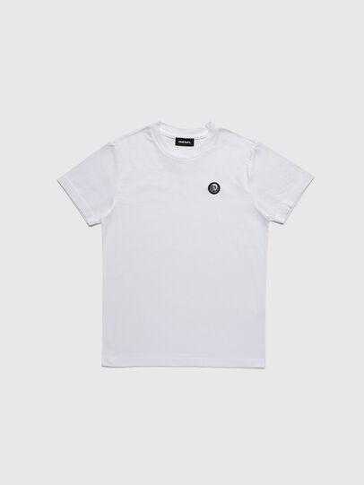 Diesel - TFREDDY, Bianco - T-shirts e Tops - Image 1