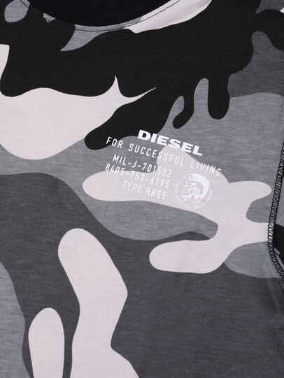 Diesel - UMLT-TDIEGOS-CF, Grigio - T-shirts e Tops - Image 3
