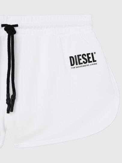 Diesel - UFLB-SHORTER, Bianco - Pantaloni - Image 3