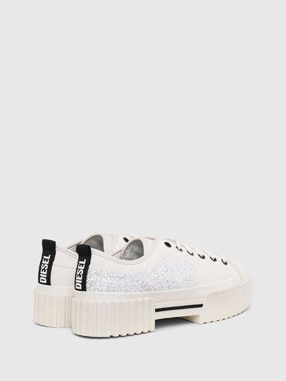 Diesel - S-MERLEY LOW, Bianco - Sneakers - Image 3