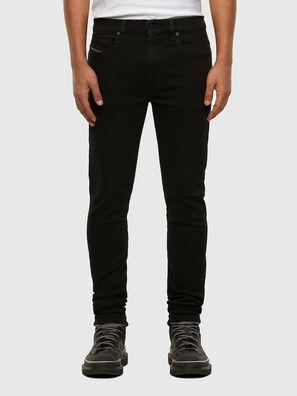 D-Amny 009HB, Nero/Grigio scuro - Jeans
