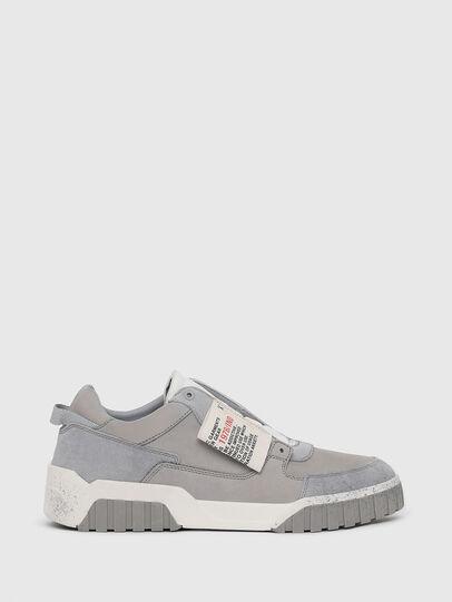 Diesel - S-LE RUA ON, Grigio - Sneakers - Image 1