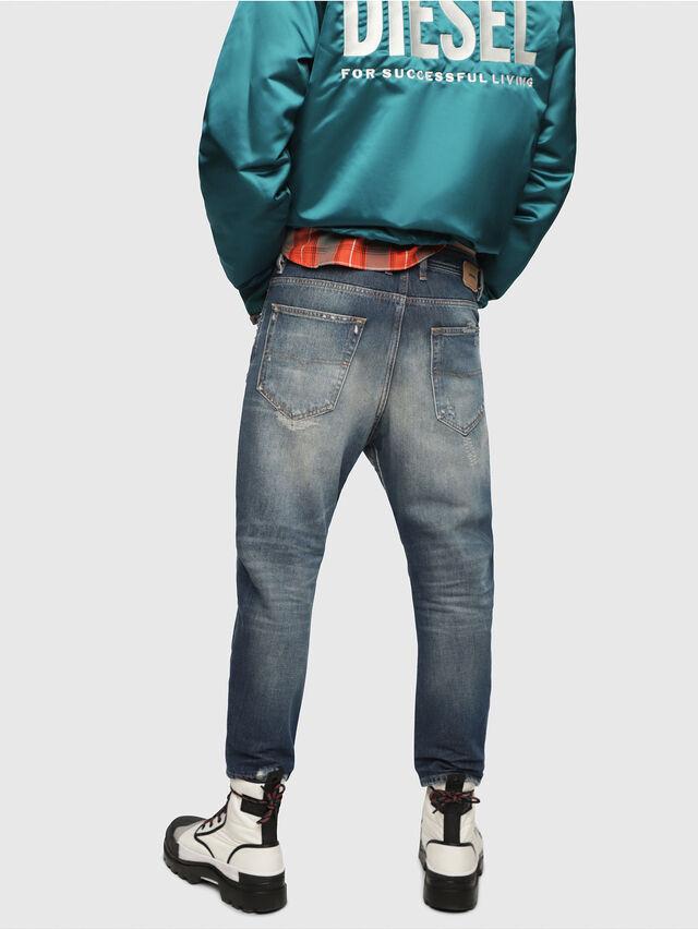 Diesel - Narrot 088AQ, Blu Scuro - Jeans - Image 2