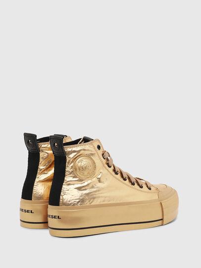 Diesel - S-ASTICO MC WEDGE, Oro - Sneakers - Image 3