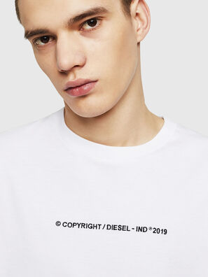 T-JUST-COPY, Bianco - T-Shirts
