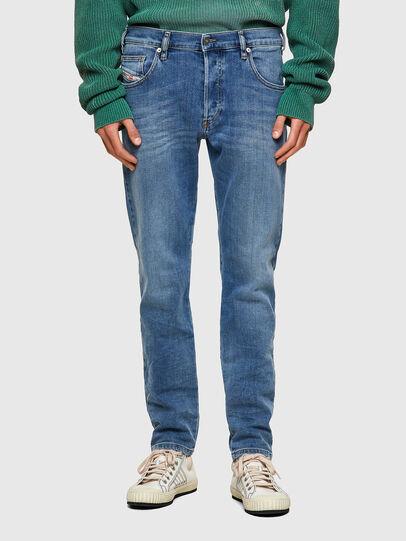 Diesel - D-Yennox 009EK, Blu Chiaro - Jeans - Image 1