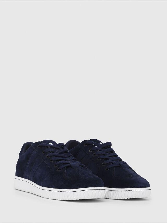 Diesel - S-MILLENIUM LC, Blu Scuro - Sneakers - Image 2