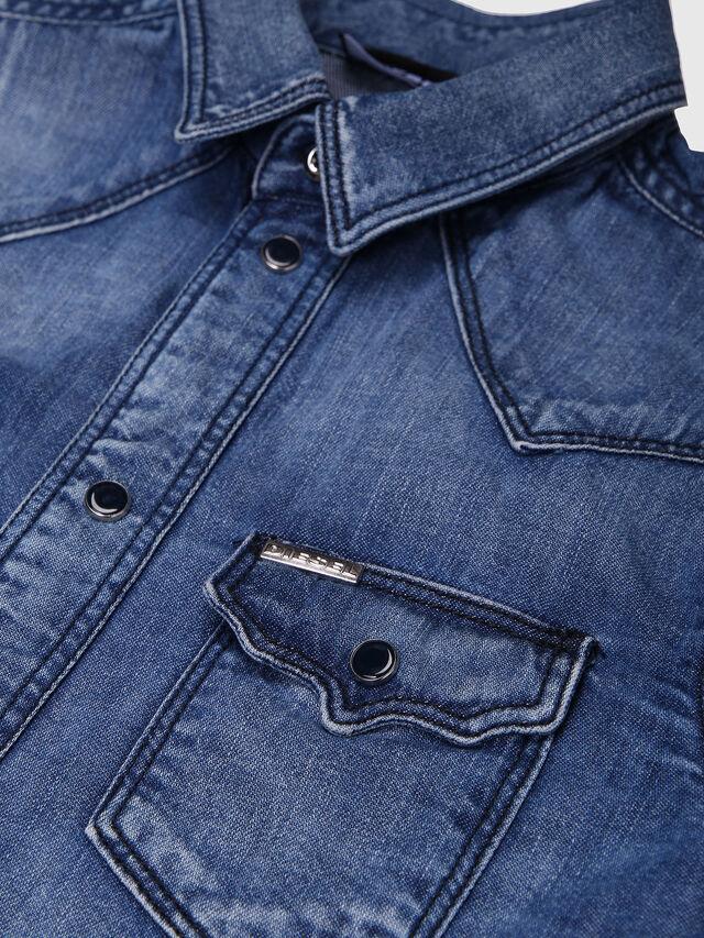 Diesel - CITROS, Blu Jeans - Camicie - Image 3