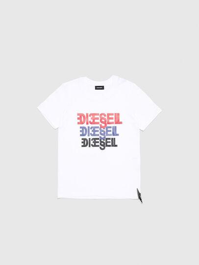Diesel - TSURY, Bianco - T-shirts e Tops - Image 1