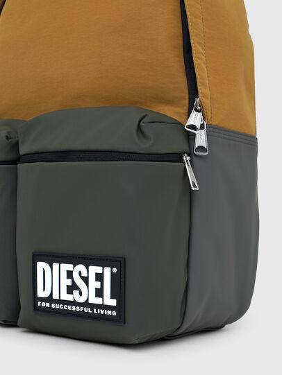 Diesel - BACKYO, Giallo/Verde - Zaini - Image 5