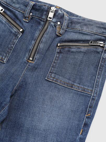 Diesel - D-EARLIE-J, Blu medio - Jeans - Image 3