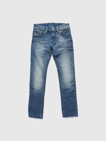 Diesel - SLEENKER-J JOGGJEANS-N, Blu medio - Jeans - Image 1