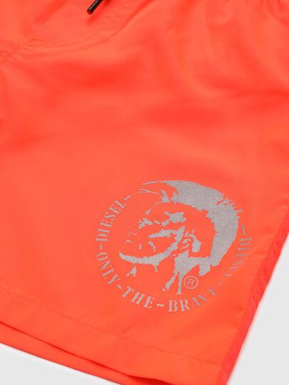 Diesel - MBXLARS, Arancione - Beachwear - Image 3