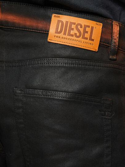 Diesel - S-UMMER-N74, Bianco - Felpe - Image 5