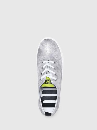 Diesel - S-VANEELA LC, Argento - Sneakers - Image 6
