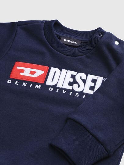 Diesel - SCREWDIVISIONB, Blu Navy - Felpe - Image 3