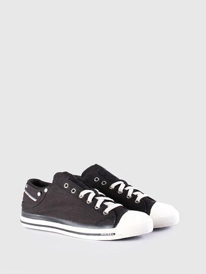 Diesel - EXPOSURE LOW, Nero - Sneakers - Image 2