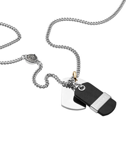 Diesel - NECKLACE DX1084,  - Collane - Image 2