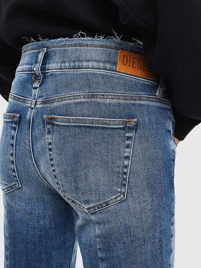Diesel - D-Ebbey 009AA, Blu medio - Jeans - Image 3