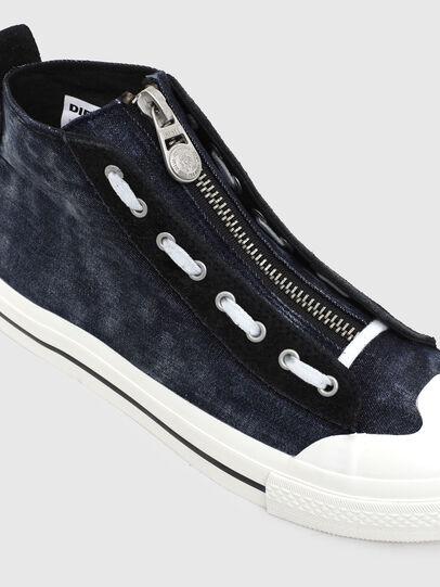 Diesel - S-ASTICO MZIP, Blu Scuro - Sneakers - Image 4
