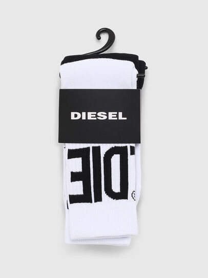Diesel - SKM-ZRAYBIPACK, Nero/Bianco - Underwear - Image 2