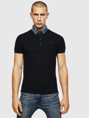 T-MILES-NEW, Nero - Polo