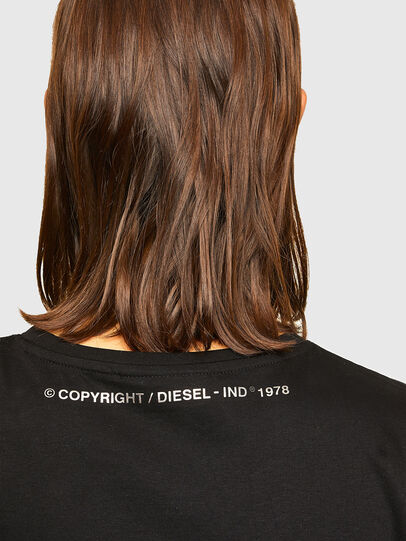 Diesel - D-STORM-A1, Nero - Vestiti - Image 5