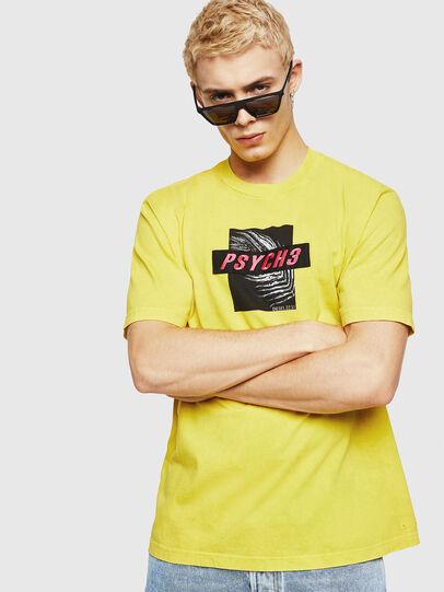 Diesel - T-JUST-Y18,  - T-Shirts - Image 1