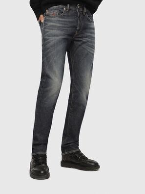 Buster 084ZU, Blu Scuro - Jeans