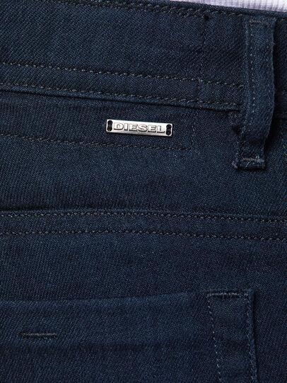 Diesel - Thommer 085AQ, Blu Scuro - Jeans - Image 4