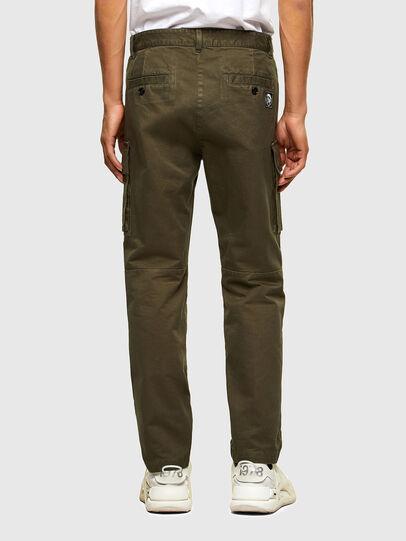 Diesel - P-COR, Verde Militare - Pantaloni - Image 2